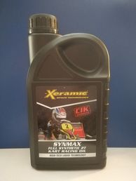 Xeramic Synmax full synthetic 2T kart racing oil CIK